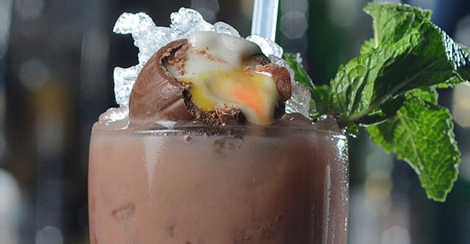 Creme Egg Cocktail