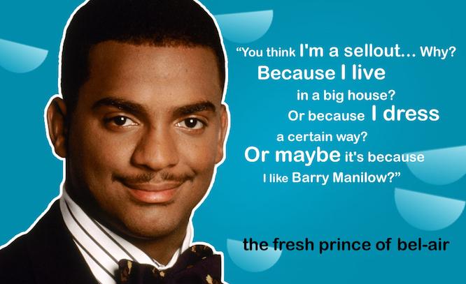 Fresh Prince Carlton