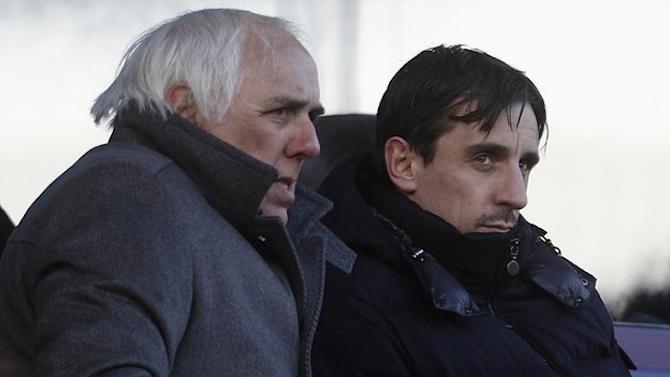 Gary Neville And Neville Neville