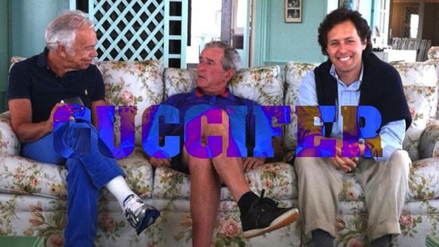 George W. Bush Ralph Lauren