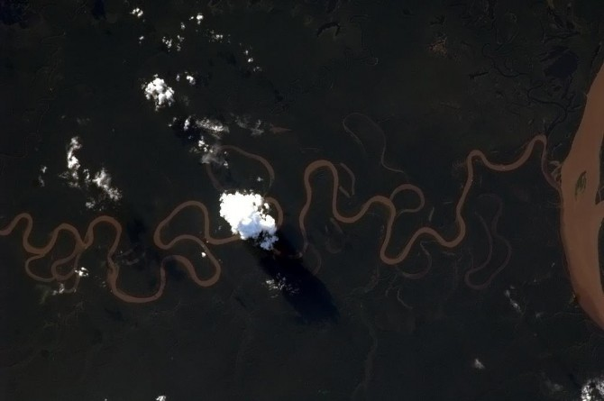 ISS - Amazon Tributary
