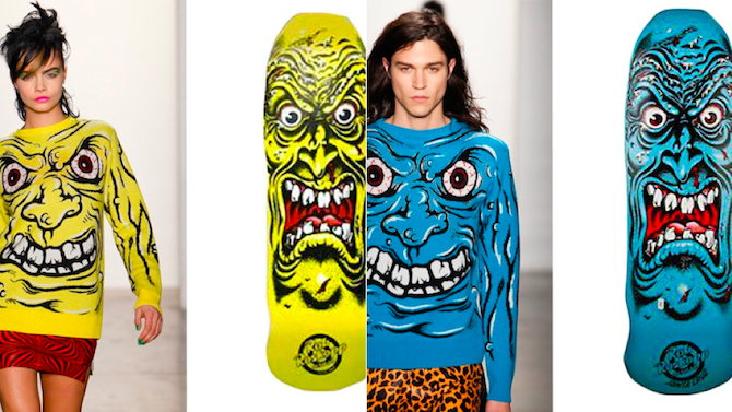 Jeremy Scott Skateboarding