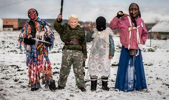 Malanka - Militants