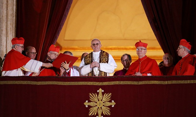 Pope Francis Elected