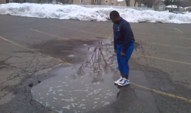 Puddle Jump Guy