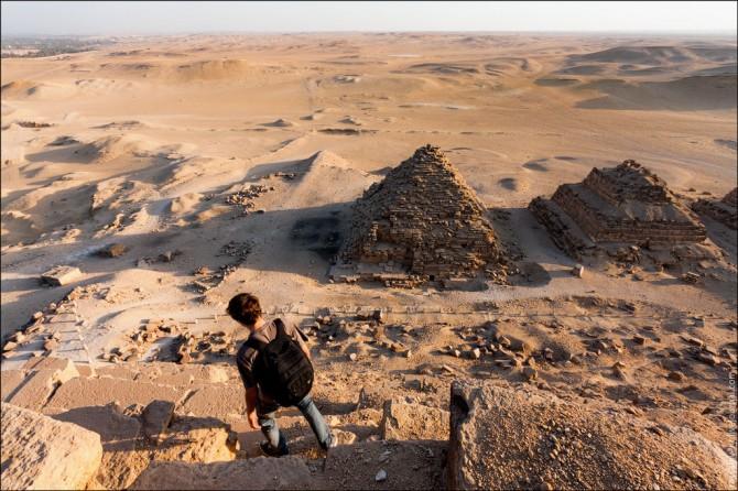 Russian Pyramid Climb 10