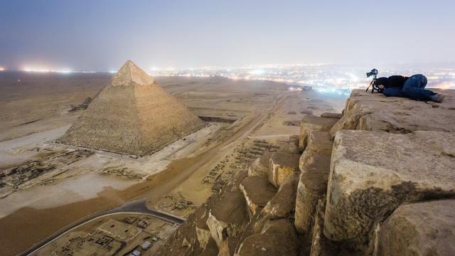 Russian Pyramid Climb 3