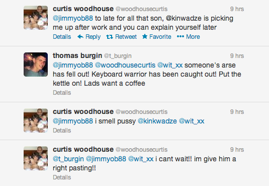 Curtis Woodhouse Twitter Screengrab 3