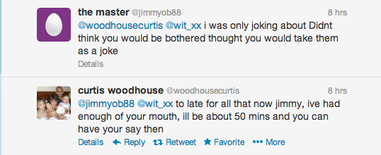 Curtis Woodhouse Twitter Screengrab 4