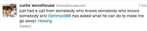 Curtis Woodhouse Twitter Screengrab 9