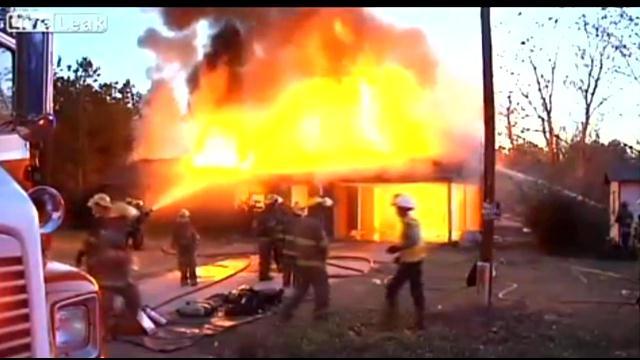 Snake Burns Down House 2