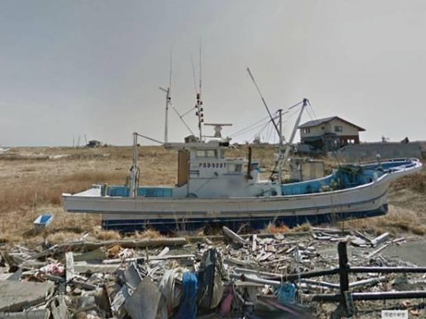 namie fukushima boat