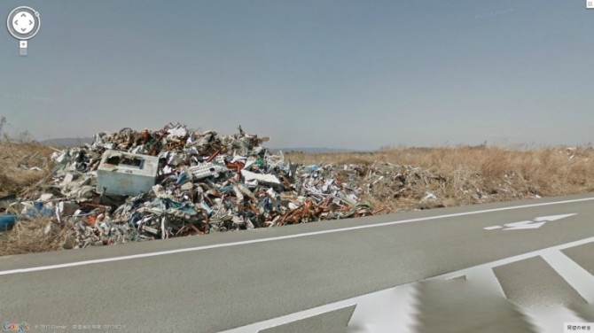 pics The site remained untouched for months — six months after the closing ceremony, trash from the Games was still visible