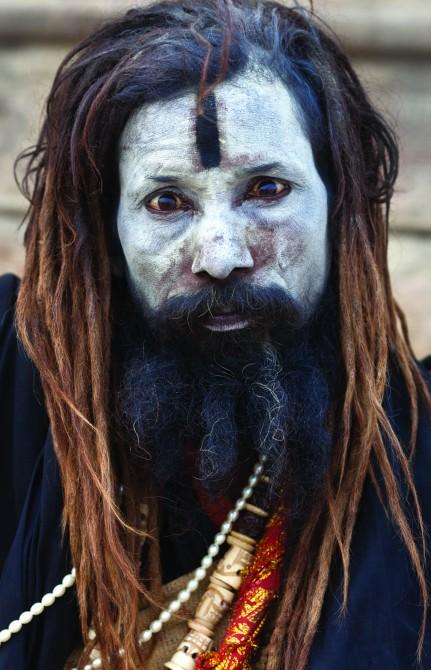 Aghori - Hindu - Cannibal
