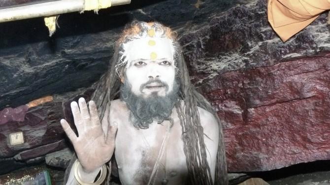 Aghori - Hindu - Cannibal - Badrinath