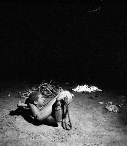 Aghori - Hindu - Cannibal - Funeral Pyre