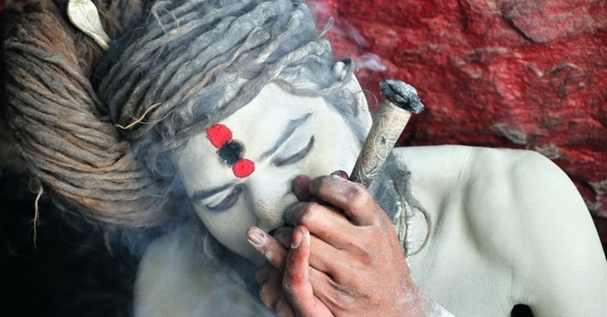 The Aghori Are A Hindu Cult That Have Been Excommunicated From
