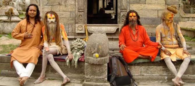 Aghori - Hindu - Cannibal - Temple