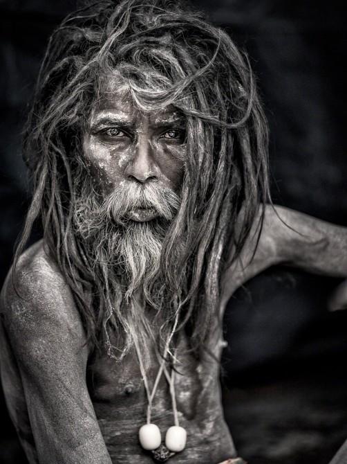 Aghori - Hindu - Cannibal - Varanasi