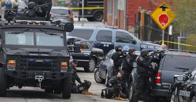 Boston Manhunt