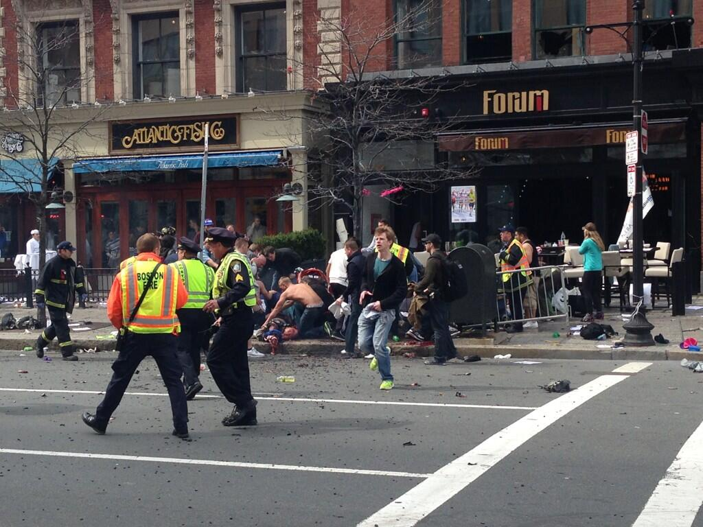 Boston Marathon Aftermath 2