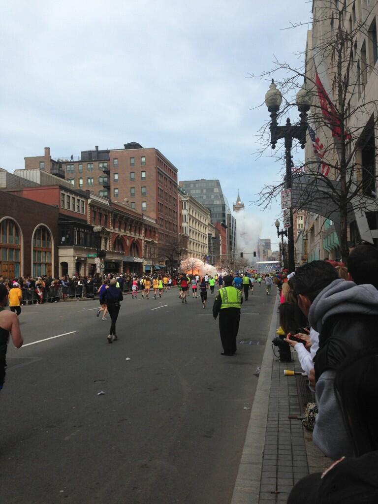 Boston Marathon Aftermath 5
