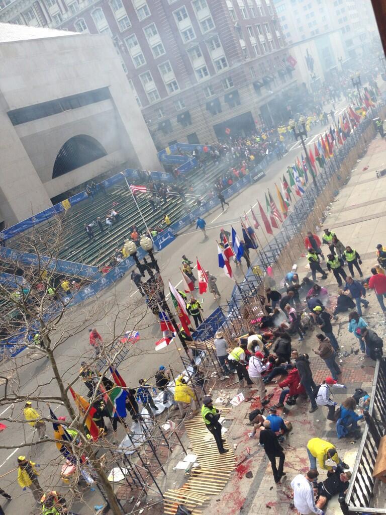 Boston Marathon Aftermath 6