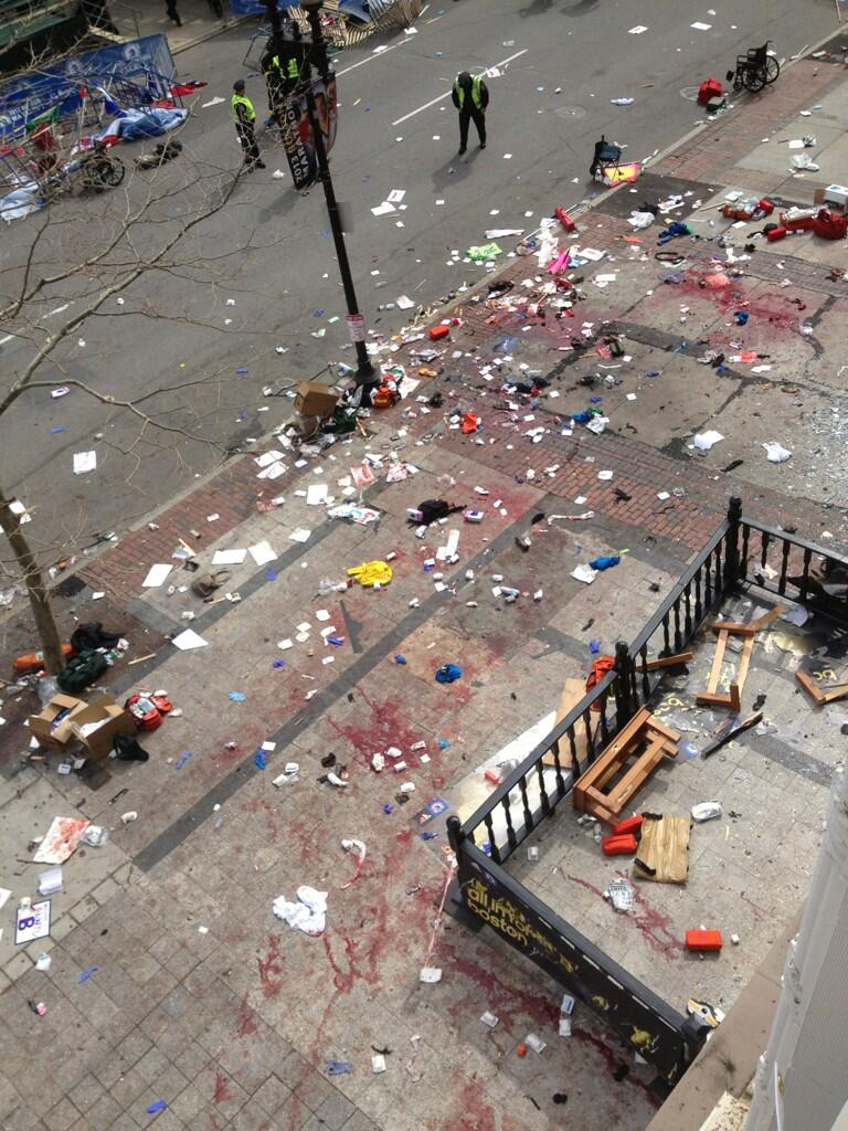 Boston Marathon Aftermath