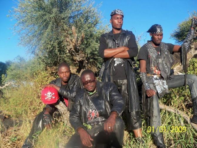 Botswana Heavy Metal - Overthrust