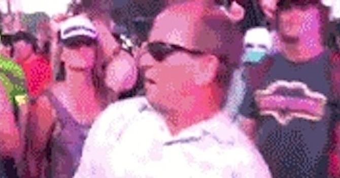 Coachella Rave Dad
