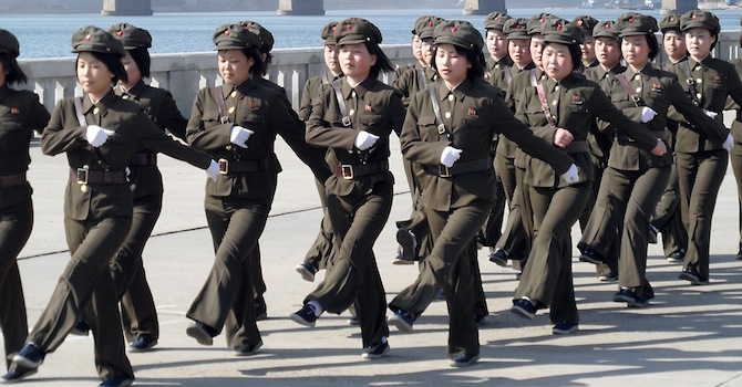 Funky North Korea