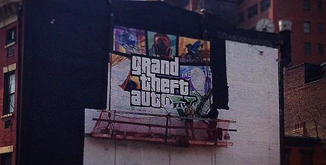 GTA V Box Art