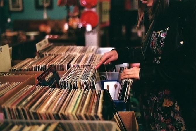 Girl Vinyl