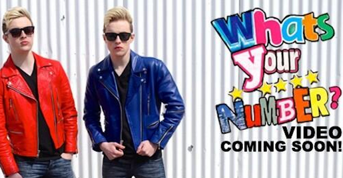 Jedward What's Your Number?