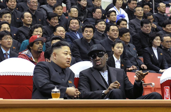 Kim Jong-Un Allie