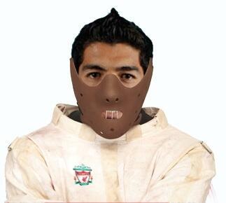 Luis Suarez Biting 2