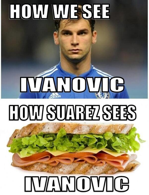 Luis Suarez biting 5