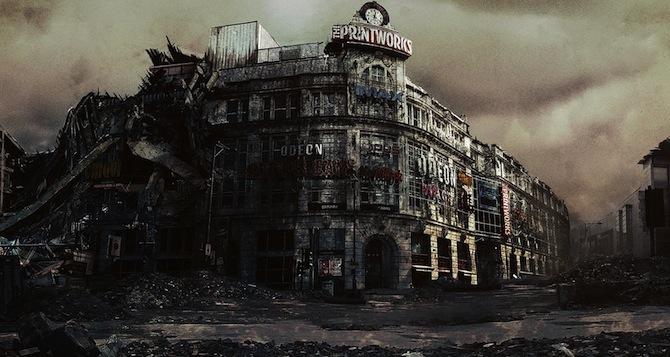 Manchester Apocolypse