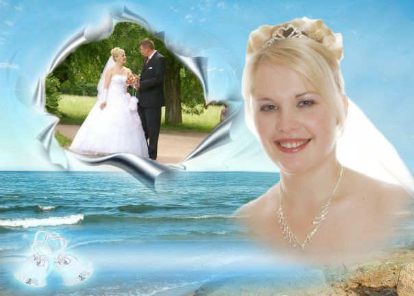 Russian Wedding Photoshop 21
