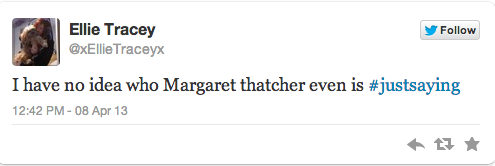 Who Is Margaret Thatcher Screengrab 3
