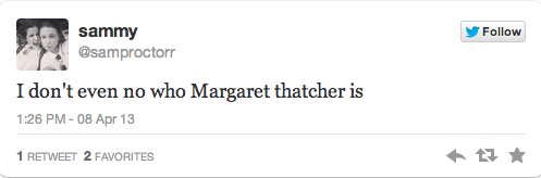 Who Is Margaret Thatcher Screengrab 15