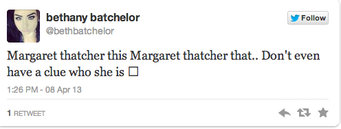 Who Is Margaret Thatcher Screengrab 16
