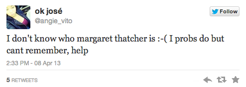 Who Is Margaret Thatcher Screengrab 24