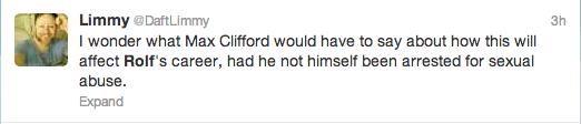 Rolf Harris Tweets 5