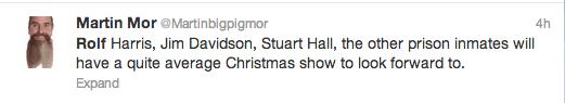 Rolf Harris Tweets 6