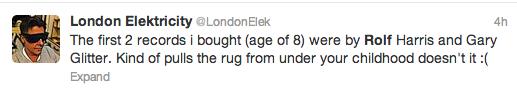 Rolf Harris Tweets 8