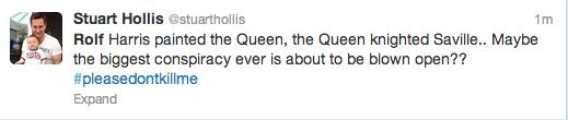 Rolf Harris Tweets 13