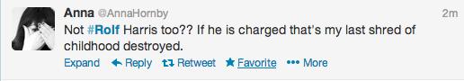 Rolf Harris Tweets 15