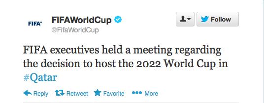 Sepp Blatter Twitter Hack 3