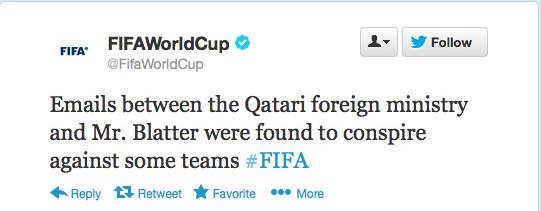 Sepp Blatter Twitter Hack 10